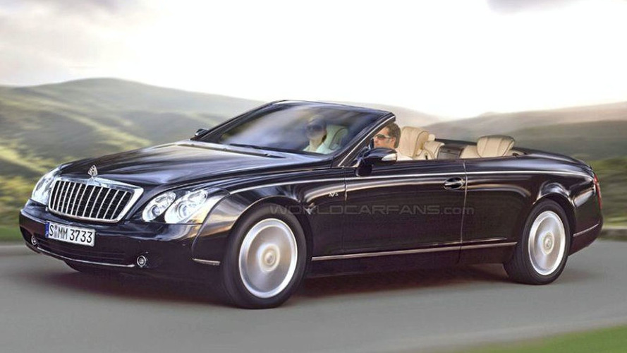Breath of Fresh Air for Upcoming Maybach