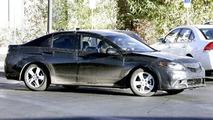 New European Honda Accord Spied
