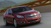 Euro-spec Chevy Malibu previewed 23.08.2011