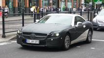 2012 Mercedes SL spy photo - 27.7.2011