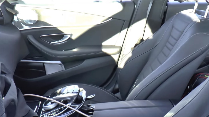 Mercedes-Benz 2016 E-Class interior spy video provides best look yet
