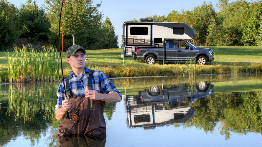 Wagons Ho!  Ford introduces new line of travel trailers and campers