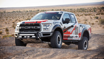 2017 F-150 Raptor race truck