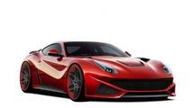 Novitec Rosso F12 N-LARGO based on Ferrari F12 Berlinetta