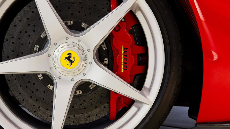 Ferrari developing next-generation flagship platform