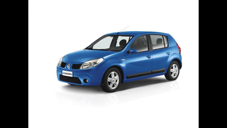 La nuova Renault Sandero