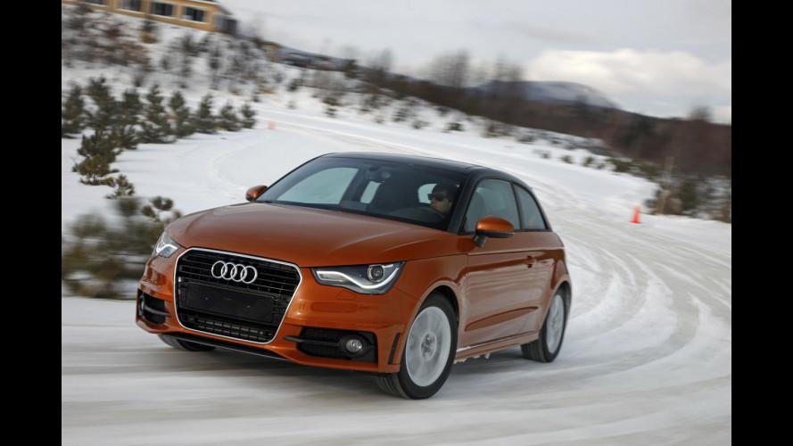 Audi S1, anzi A1 quattro