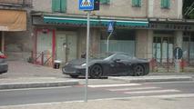 Ferrari Dino spy pics