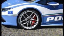 Lamborghini Huracan LP 610-4 Polizia