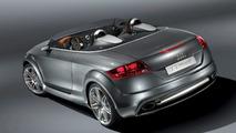 Audi TT Clubsport Quattro Concept