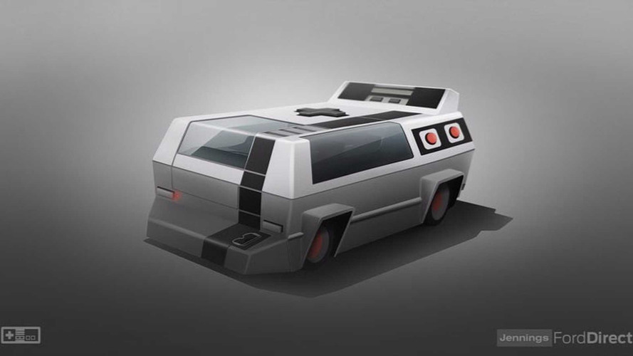 Dealership Designs Crazy Cars Using Game Consoles For Inspiration