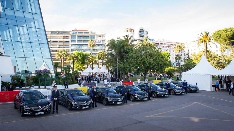 Renault joue les stars au Festival de Cannes !