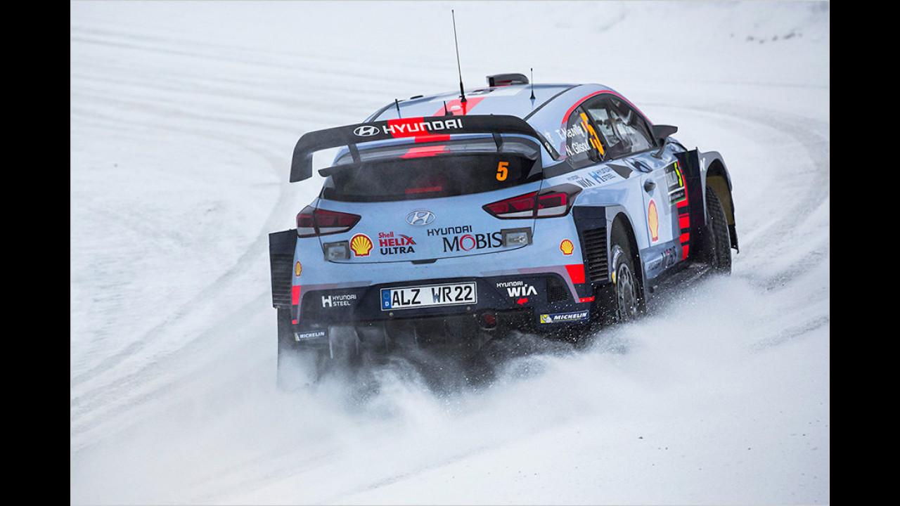 Abseits der Strecke: Die WRC
