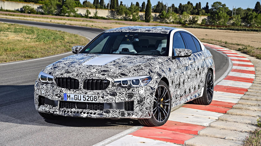 2018 BMW M5 Extensive Details Released During Private Preview