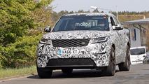 Land Rover Range Rover Velar Spy Pics