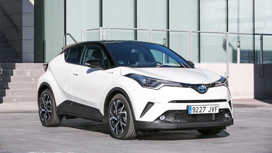 Toyota C-HR esnoba diesel e faz sucesso na Europa