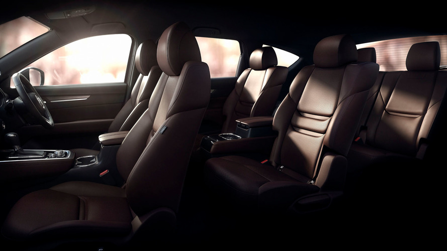 Mazda CX-8 Teased For Japan With Three-Row Seating