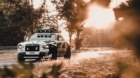Un Rolls-Royce Wraith de locura, con más de 800 CV