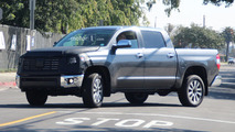 Toyota Tundra Facelift Spied