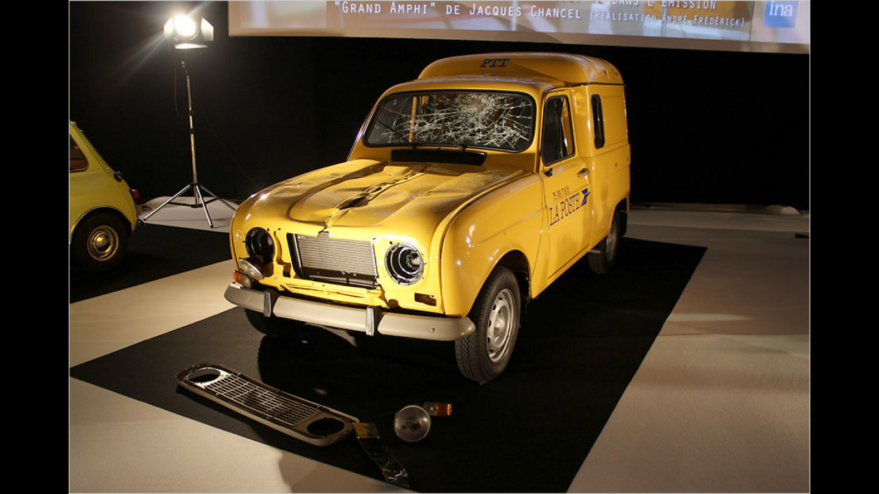 Renault 4F4: Die Besucher (1993)