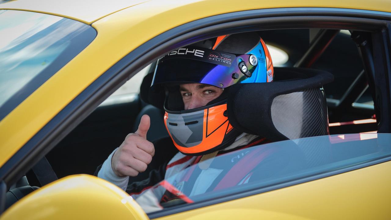 2018 Porsche 911 GT3 Nurburgring