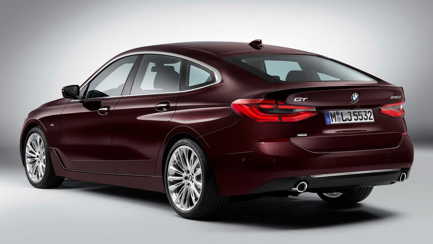 BMW Série 6 GT : quand la Série 6 devient familiale