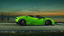 lamborghini huracan spyder wide body by novitec photos. Black Bedroom Furniture Sets. Home Design Ideas
