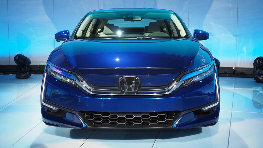 Honda'nın hedefi 2018'e kadar 2 EV, 2025'e kadar otonom sürüş