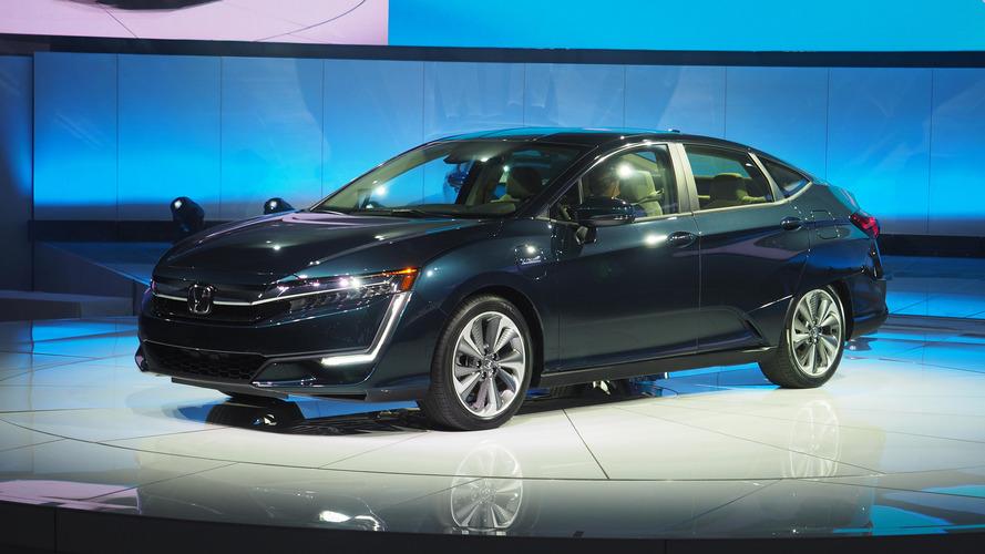Honda Clarity PHEV Debuts With 42 Miles Of EV Range