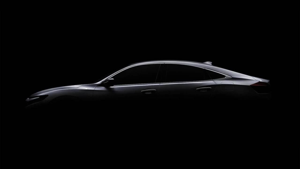 2019 Honda Insight Teaser