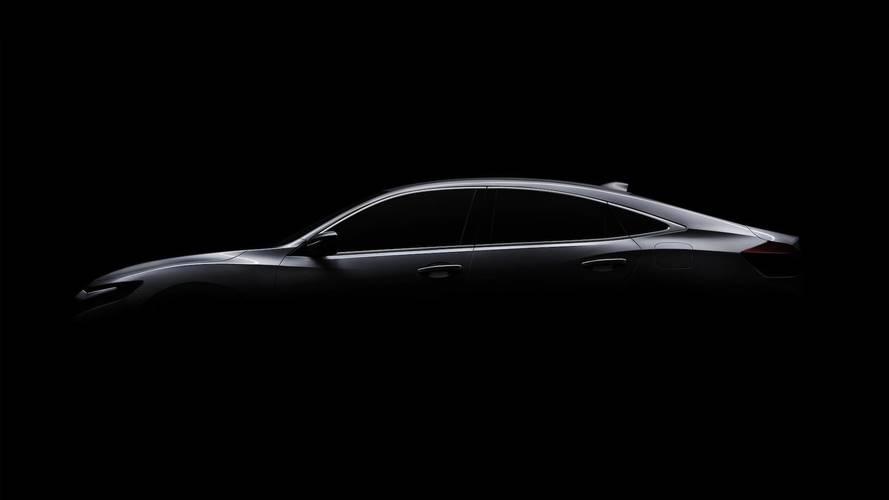 2018 Honda Insight prototipi