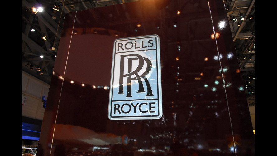 Rolls-Royce al Salone di Ginevra 2008