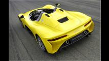 Dallara Stradale: Leicht und stark