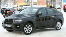 BMW X6 ActiveHybrid Spy Photo