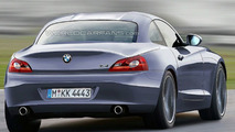 2010 BMW Z4 Artists Rendering