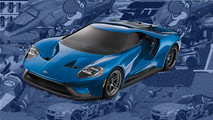 Ford GT Video Games