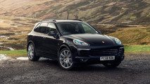 Porsche Cayenne S Diesel