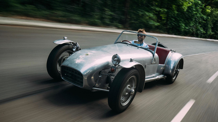 Kit Cars To Build Yourself >> Happy 60th Birthday Lotus/Caterham Seven: How Are You Ageing?