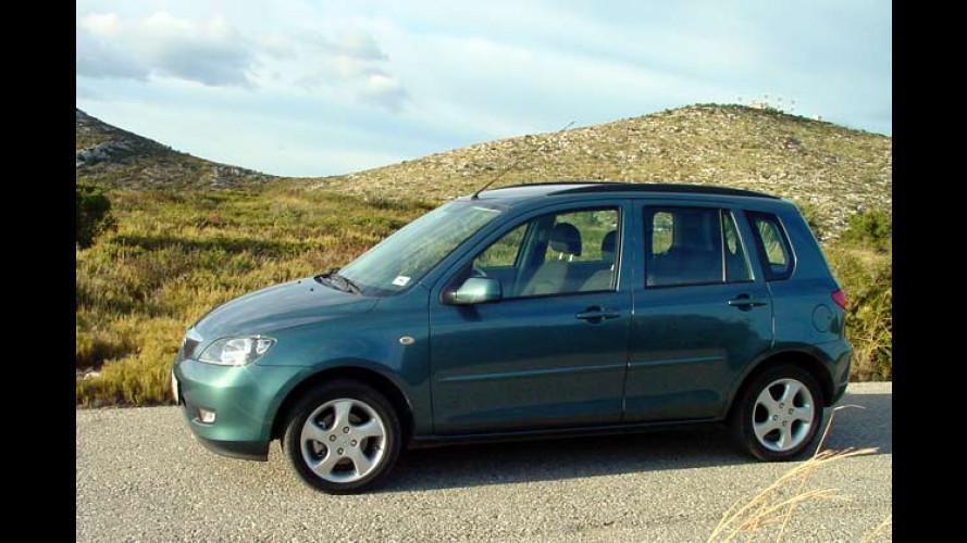 Mazda: Automatisiertes Fünfgang-Getriebe für den Mazda 2
