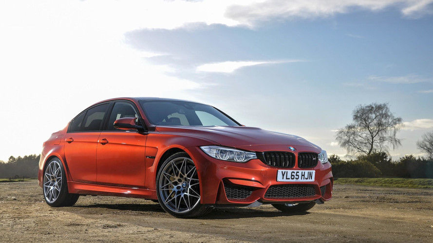 460 bg'lik BMW M3 CS 2018'de geliyor