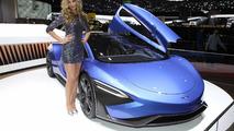 Techrules GT96 TREV süper otomobil konsepti