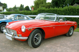 MG Set for a Return to the Roadster Market