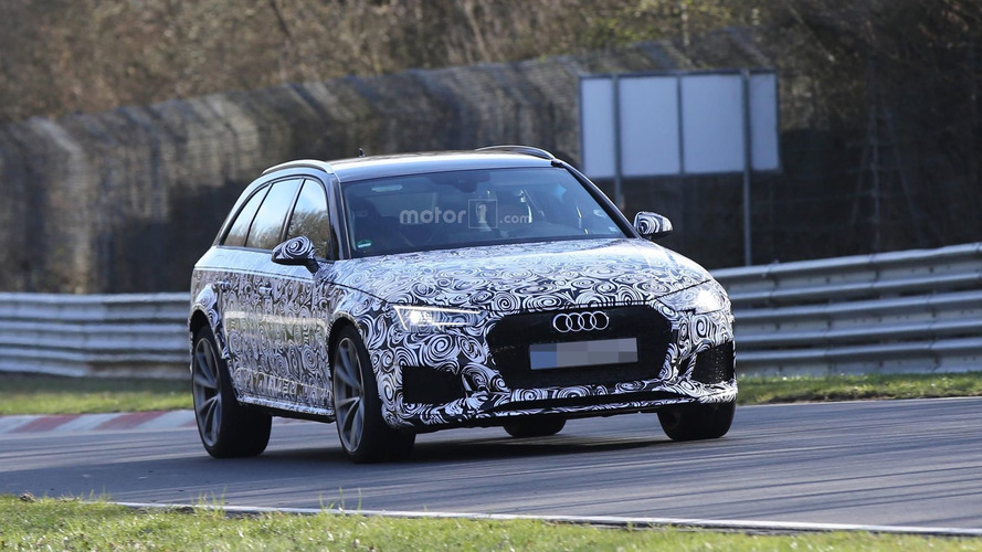 VIDÉO - Découvrez la sonorité de la prochaine Audi RS 4 Avant
