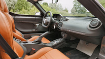 Alfa Romeo 4C Spider 2016 essai