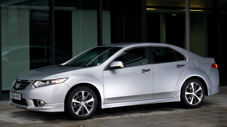 Honda Accord phased out from UK market due to slow sales