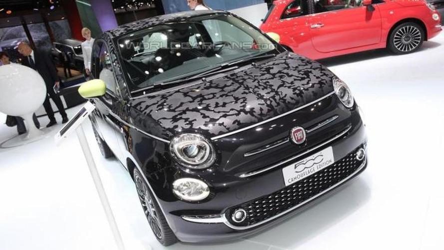 Fiat 500 shows off subtle yet efficient facelift in Frankfurt