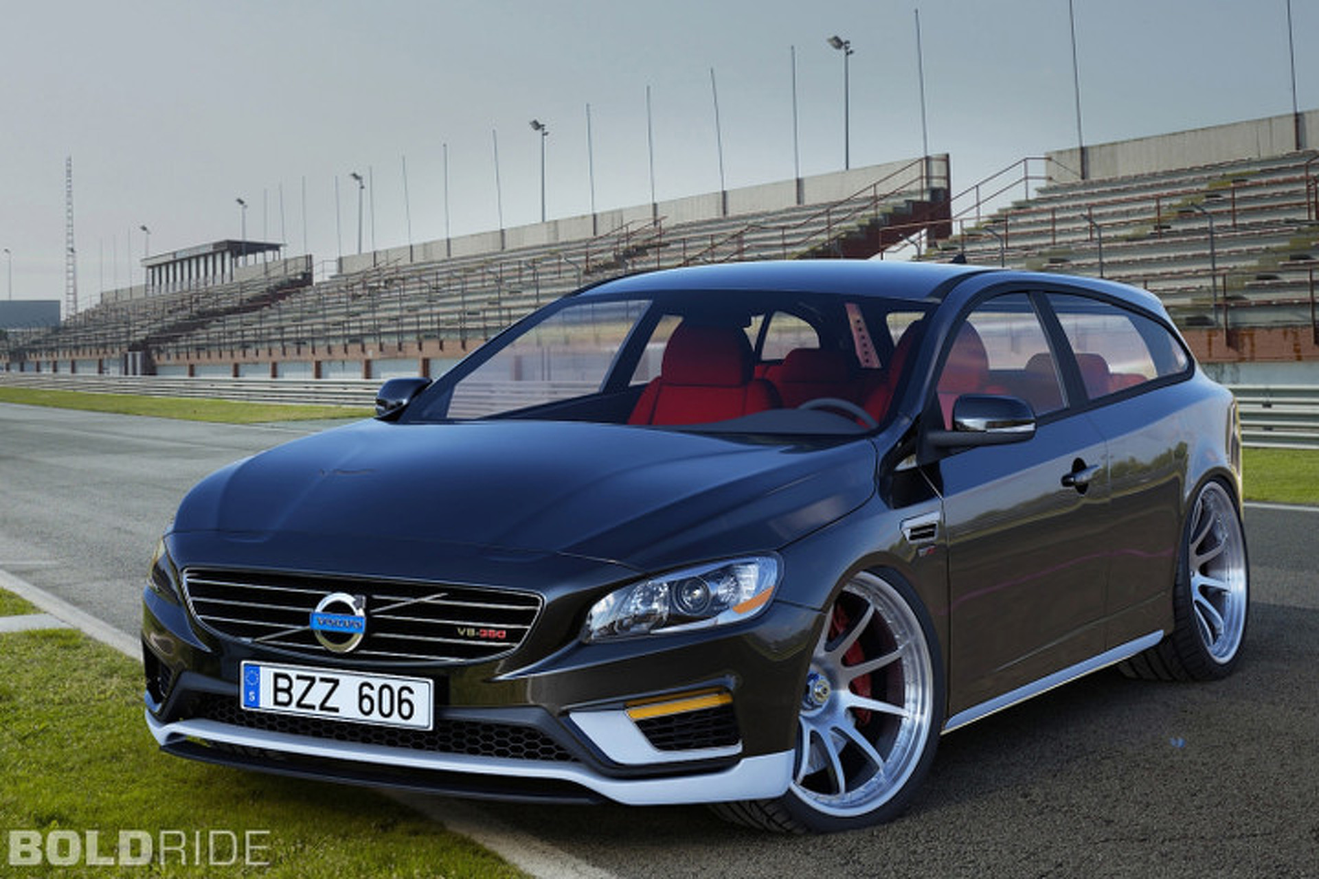 Volvo Door Estate Concept Is One Hot Hatchback