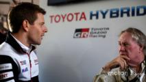 #5 Toyota Racing Toyota TS050 Hybrid- Anthony Davidson
