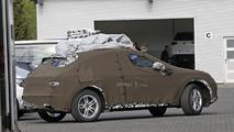 2018 Audi Q3 casus fotoğrafları