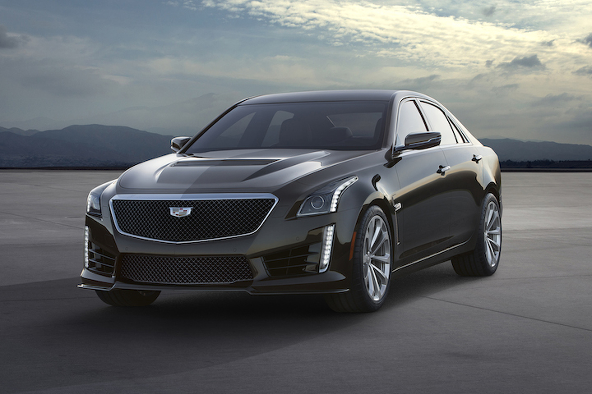 2016 Cadillac CTS-V Wagon: Want it, Can't Have It